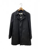 BURBERRY BLACK LABEL(バーバリーブラックレーベル)の古着「ライナー付トレンチコート」 ブラック