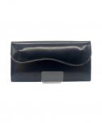 革蛸謹製(カワタコキンセイ)の古着「長財布」|ブラック
