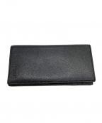 COACH(コーチ)の古着「長財布」 ブラック