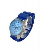 FOSSIL(フォッシル)の古着「腕時計」|ブルー