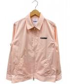 X-LARGE(エクストララージ)の古着「ワークジャケット」|ピンク