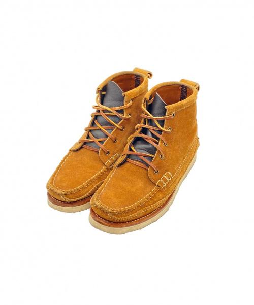 YUKETEN(ユケテン)YUKETEN (ユケテン) ブーツ ブラウン サイズ:26cmの古着・服飾アイテム