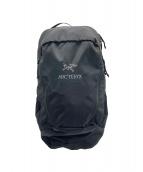ARCTERYX(アークテリクス)の古着「デイパック」 ブラック