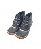 SOREL(ソレル)の古着「ブーツ」|ブラック