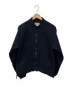 FILSON GARMENT(フィルソンガーメント)の古着「メルトンジャケット」 ブラック