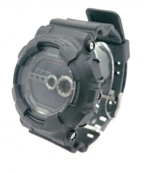 CASIO(カシオ)CASIO (カシオ) 腕時計 ブラックの古着・服飾アイテム