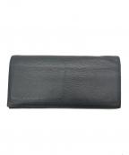 LANVIN(ライバン)の古着「長財布」|ブラック