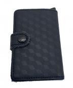 SECRID(セクリッド)の古着「カードケース」|ブラック×ブルー