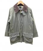 Barbour(バーブァー)の古着「ビューフォートジャケット」|グリーン