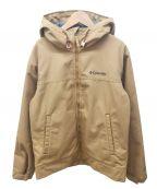 Columbia()の古着「サンポイントジャケット」|ブラウン