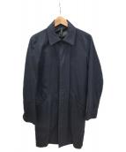 RUDE GALLERY(ルードギャラリ)の古着「ステンカラーコート」|ブラック