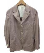 Cantarelli(カンタレリ)の古着「テーラードジャケット」|レッド×ホワイト
