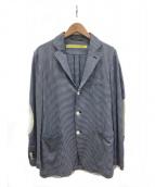 D by D Syoukei(ディーバイディーショウケイ)の古着「3Bジャケット」|ブルー