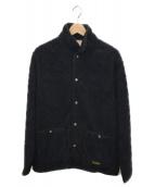 CALEE(キャリ)の古着「ボアジャケット」|ブラック