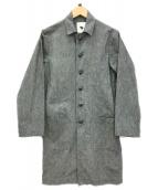 KLASICA(クラシカ)の古着「ショップコート」|グレー