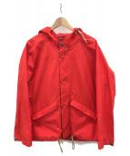NIGEL CABOURN(ナイジェルケーボン)の古着「マウンテンパーカー」|レッド