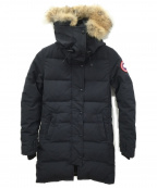 CANADA GOOSE(カナダグース)の古着「MACKENZIE PARKA」|ブラック