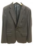 ARMANI COLLEZIONI(アルマーニコレツォーニ)の古着「テーラードジャケット」|ブラック