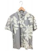 C.P COMPANY(シーピーカンパニ)の古着「半袖シャツ」|グレー