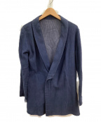 THE Sakaki(ザ サカキ)の古着「居間着ジャケット」|ネイビー