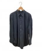 THE Sakaki(ザ サカキ)の古着「シャツ」|ブラック