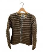 COLMAR(コルマー)の古着「ダウンジャケット」|ブラウン