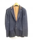 FULLCOUNT(フルカウント)の古着「テーラードジャケット」 ネイビー