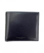 HUNTING WORLD(ハンティングワールド)の古着「2つ折り財布」|ネイビー