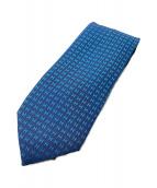 ()の古着「ネクタイ」|アルドワーズ×ターコイズ