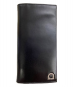()の古着「長財布」 ブラック