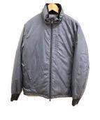 ()の古着「中綿ジャケット」|グレー