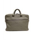()の古着「ビジネスバッグ」|グレー