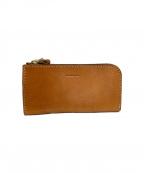 analogico(アナロジコ)の古着「長財布」|ベージュ