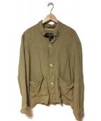 NIGEL CABOURN(ナイジェルケーボン)の古着「リネンジャケット」|カーキ