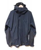 KLATTERMUSEN(クレッタルムーセン)の古着「ALLGRON Jacket」|ネイビー