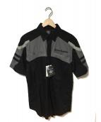 HARLEY-DAVIDSON(ハーレーダビットソン)の古着「半袖シャツ」|ブラック
