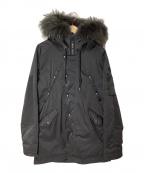 TATRAS(タトラス)の古着「N3-Bダウンコート」 ブラック