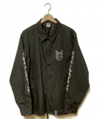 blackmeans(ブラックミーンズ)の古着「Oni-SkullCoach Jacket」|ブラック