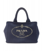 PRADA(プラダ)の古着「2WAYバッグ」|インディゴ