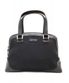 GUCCI(グッチ)の古着「ハンドバッグ」|ブラック