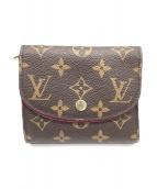 LOUIS VUITTON(ルイヴィトン)の古着「3つ折り財布」