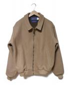 PENDLETON(ペンドルトン)の古着「ウール混ジャケット」|ベージュ