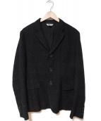 BLACK COMME des GARCONS(ブラックコムデギャルソン)の古着「テーラードジャケット」|ブラック