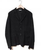 BLACK COMME des GARCONS(ブラックコムデギャルソン)の古着「テーラードジャケット」 ブラック