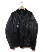adidas(アディダス)の古着「日本限定スカジャン」|ブラック