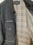 中古・古着 BURBERRY BLACK LABEL (バーバリーブラックレーベル) ジッパーポケットブルゾン ブラック サイズ:L:8800円