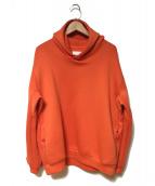 CURLY(カーリー)の古着「プルオーバーパーカー」|オレンジ
