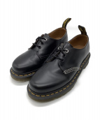 Dr.Martens×Y's(ドクターマーチン×ワイズ)の古着「3ホールシューズ」|ブラック