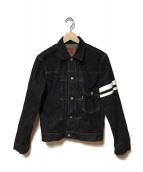 MOMOTARO JEANS(モモタロー ジーンズ)の古着「デニムジャケット」|インディゴ