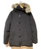 CANADA GOOSE(カナダグース)の古着「JASPER PARKA」 ブラック